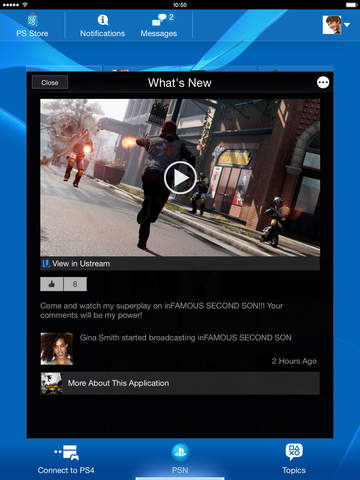 PlayStation App screenshot 7