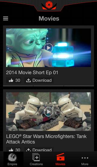 LEGO® STAR WARS™ screenshot 2