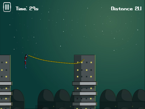 Rope'n Fly screenshot 3