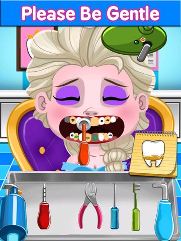 Dentist Princess Teeth Care screenshot 9