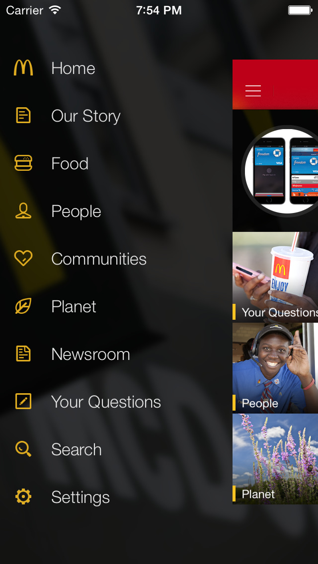 McDonald's® Ambassador screenshot 2