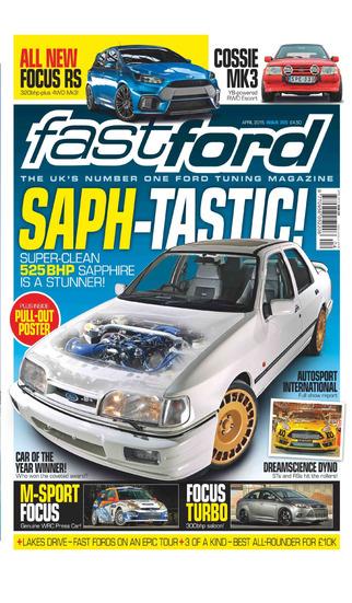 Fast Ford Magazine screenshot 1