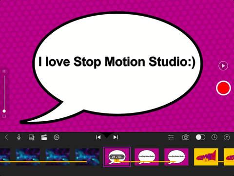 Stop Motion Studio screenshot 9