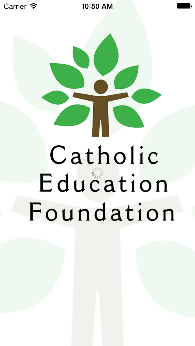 Catholic Education Foundation screenshot 3