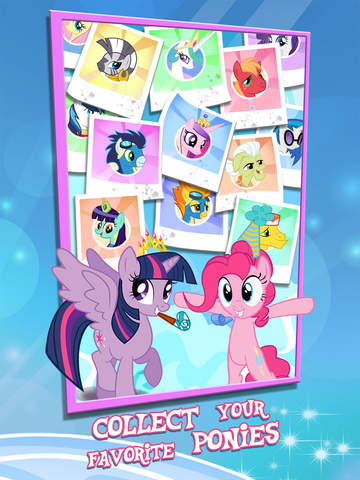 MY LITTLE PONY: MAGIC PRINCESS screenshot #3