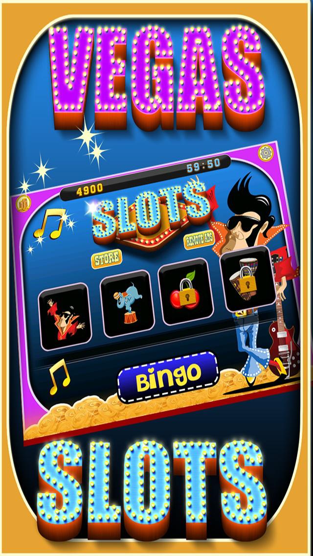 Aces Viva Vegas Slots HD screenshot 1