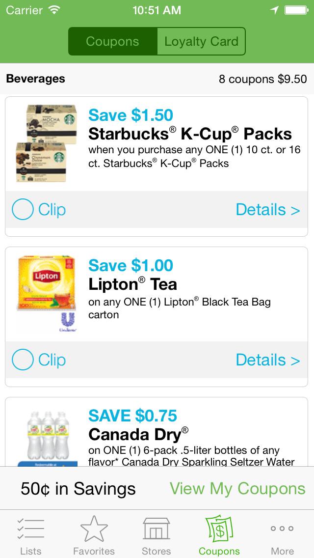 Grocery iQ screenshot 4