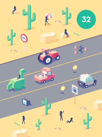Stickman Rush screenshot 8