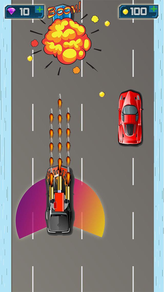 Criminal Car Escape screenshot 1