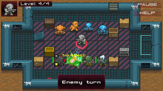 Space Bounties Inc. (strategy turn-based RPG) screenshot 2