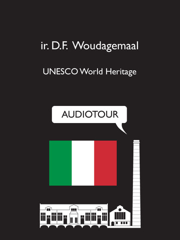 Woudagemaal Audiotour IT - náhled
