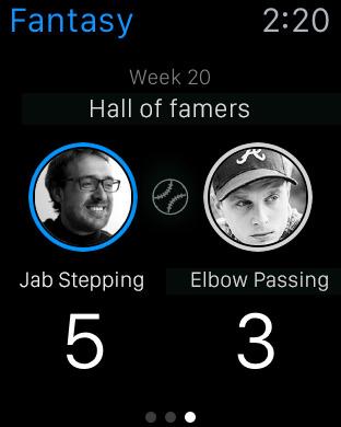 Yahoo Fantasy Football & More screenshot 10