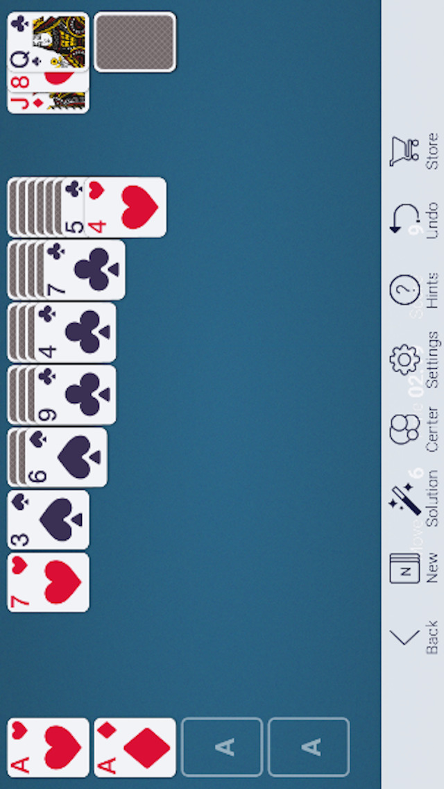 Solitaire Classic: Klondike screenshot 3