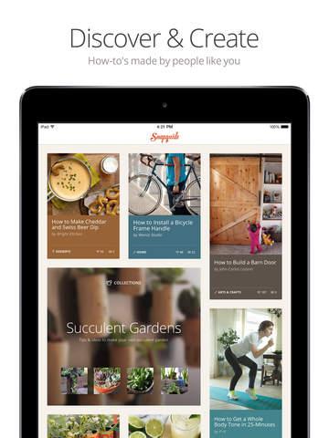 Snapguide - How-tos, Recipes, Fashion, Crafts, iPhone Tips and Lifehacks screenshot 6