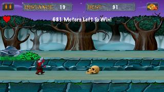 Monster War Hammer Dash screenshot 1