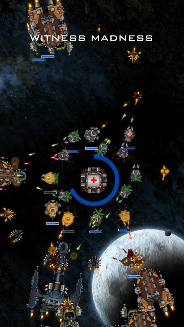 Chrono Space screenshot 3
