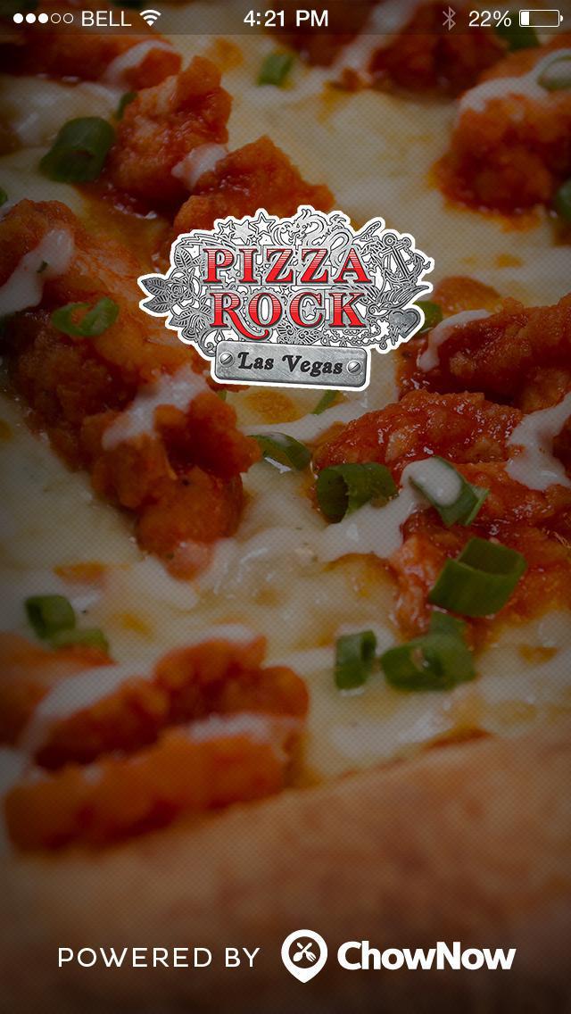 Pizza Rock - Las Vegas screenshot 1