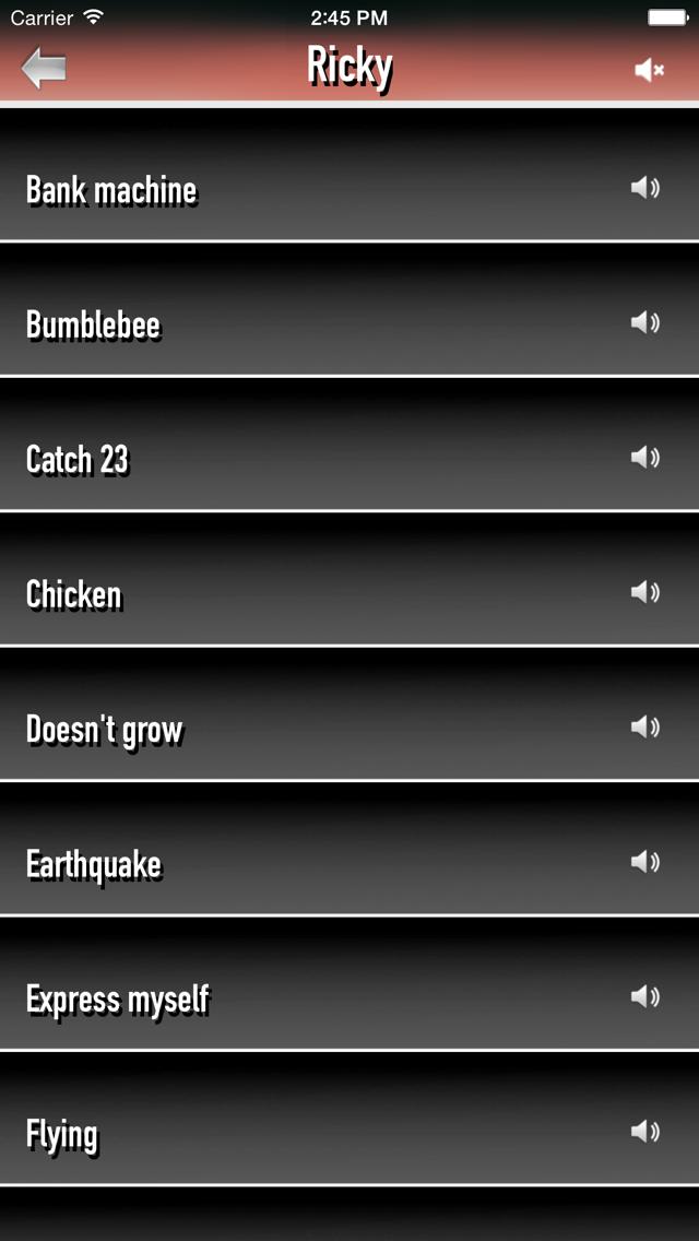 Soundboard for Trailer Park Boys screenshot 3