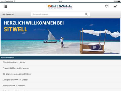 SITWELL - GERNOT STEIFENSAND screenshot 6
