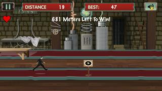 Frankenstein Halloween Run screenshot 1
