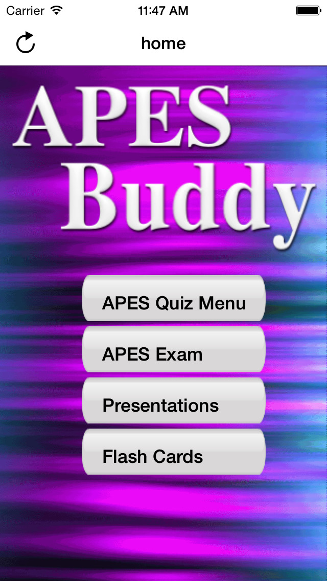 APES Buddy Environ Science screenshot 1