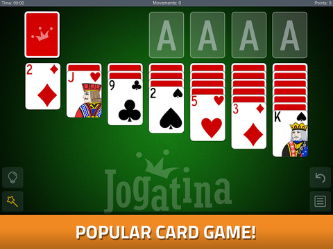 Solitaire Jogatina HD - náhled