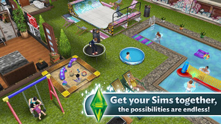 The Sims™ FreePlay screenshot #3