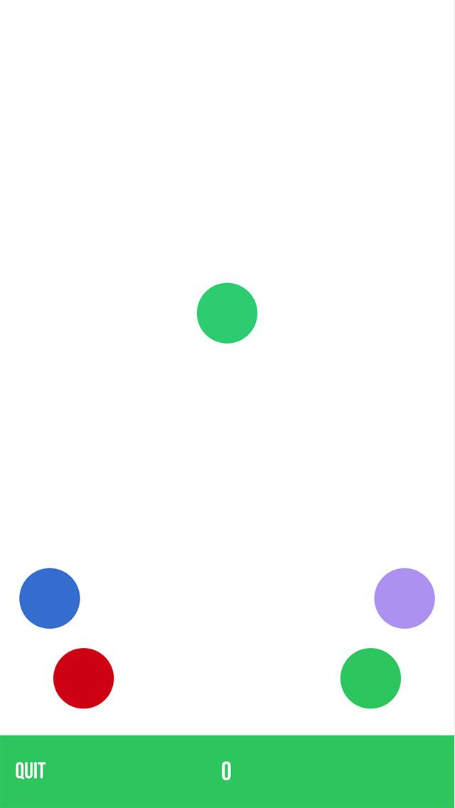 Dot Drop - Addictive & Fun! screenshot 2