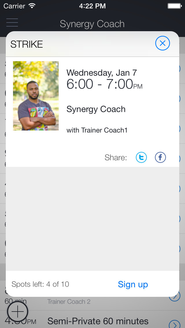 Synergy Coach LLC screenshot 2