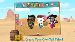 Sheriff Callie's Tales of the Wild West screenshot 4