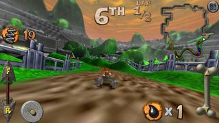 Cro-Mag Rally screenshot 3