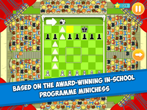 MiniChess for kids by Kasparov screenshot 7