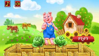 Happy Pig Run screenshot 1
