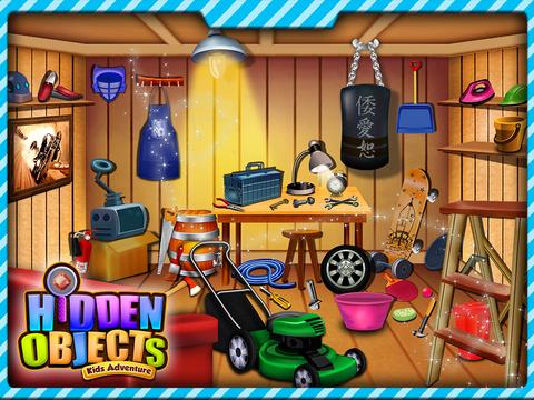 Hidden Objects Kids Adventure screenshot 8