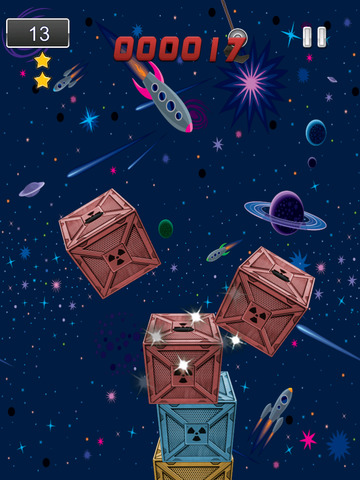 A1 Space Frontier Crane Stacker Game Pro Full Version screenshot 9