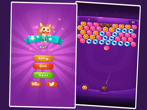 Candy Bubble FREE screenshot 9