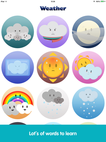 My First Flashcards Lite - Watch and Play Flashcards for Toddlers and Kids screenshot 7