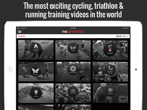 The Sufferfest Training System | Apps | 148Apps