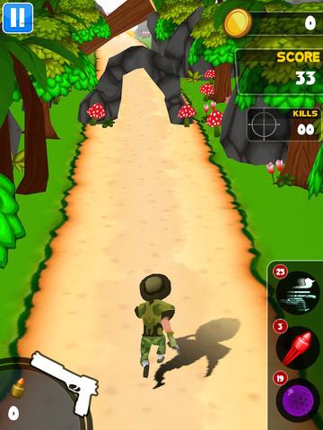 Wild Run : A Hunting Game screenshot 7