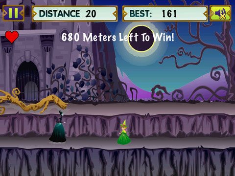 Witch Summoners Run - Running Distance War screenshot 2