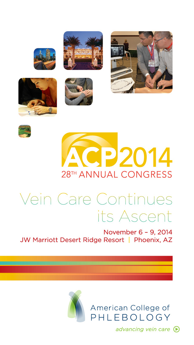 ACP 2014 Annual Congress screenshot 1
