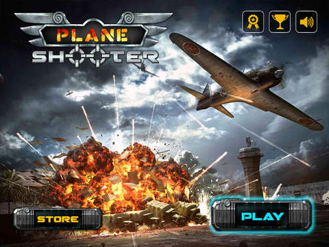 Plane Shooter 3D: Death War screenshot 6