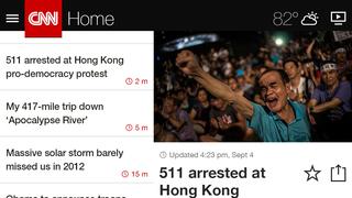 CNN: Breaking US & World News screenshot 4