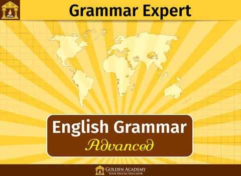 Grammar Expert : English Grammar Advanced FREE screenshot 6
