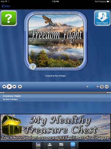 Freedom Flight for iPad - náhled