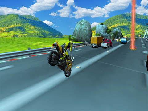 Highway Sports Bike screenshot 7
