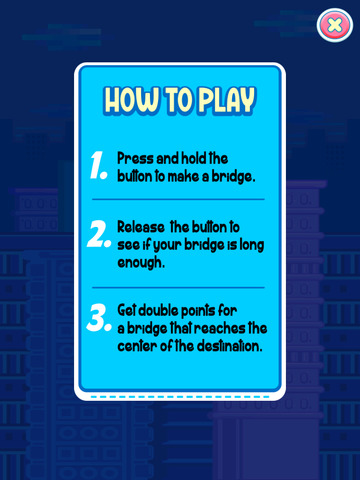 Crossy the Bridge screenshot 5