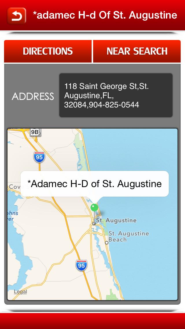 Best App for Harley-Davidson Locations screenshot 3