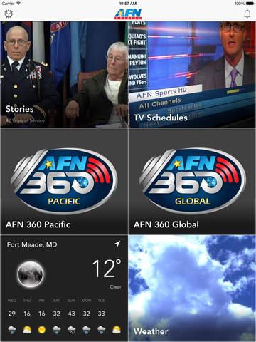 AFN Pacific screenshot 6