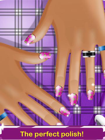 Nail Fashion Salon screenshot 8